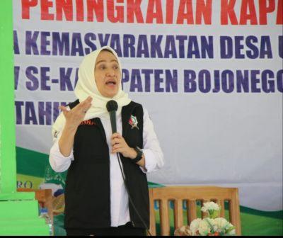 Bupati Bojonegoro Terus Menjalin Silaturahmi Sekaligus Terapkan Model Bottom Up untuk Pemerataan Pem