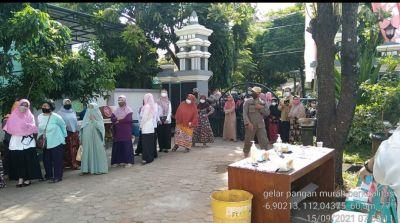 Dinas Pertanian Provinsi Gandeng DPKP Tuban Gelar Pasar Murah