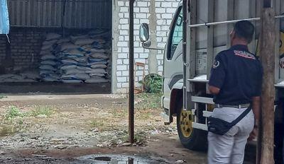 Kios Diduga Bermain HET Pupuk Bersubsidi Petani Desa Tebluru Mengeluh