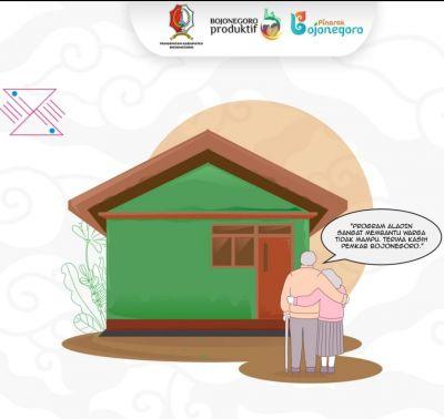 Lampaui Target Nasional, Aladin Bojonegoro Pendukung Bebas Kemiskinan Ekstrem 2021
