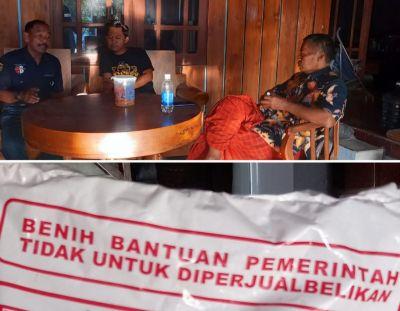 Miris Bantuan Benih Jagung di Desa Sambongrejo Diduga Diperjual Belikan oleh Gapoktan Nakal