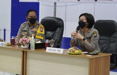 Pegang Senpi, Polisi Bojonegoro Jalani Tes Psikologi