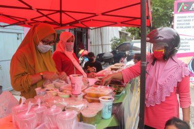 Pemkab Bojonegoro Siapkan Bansos bagi PKL Terdampak PPKM