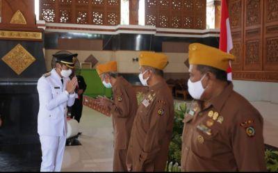 Bupati Tuban Pimpin Rangkaian Peringatan HUT ke-76 Kemerdekaan RI Pemkab Tuban