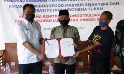 Wakil Bupati Tuban Apresiasi Inovasi Petani